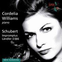 Schubert: Impromptus D899 and D935, Ländler D366